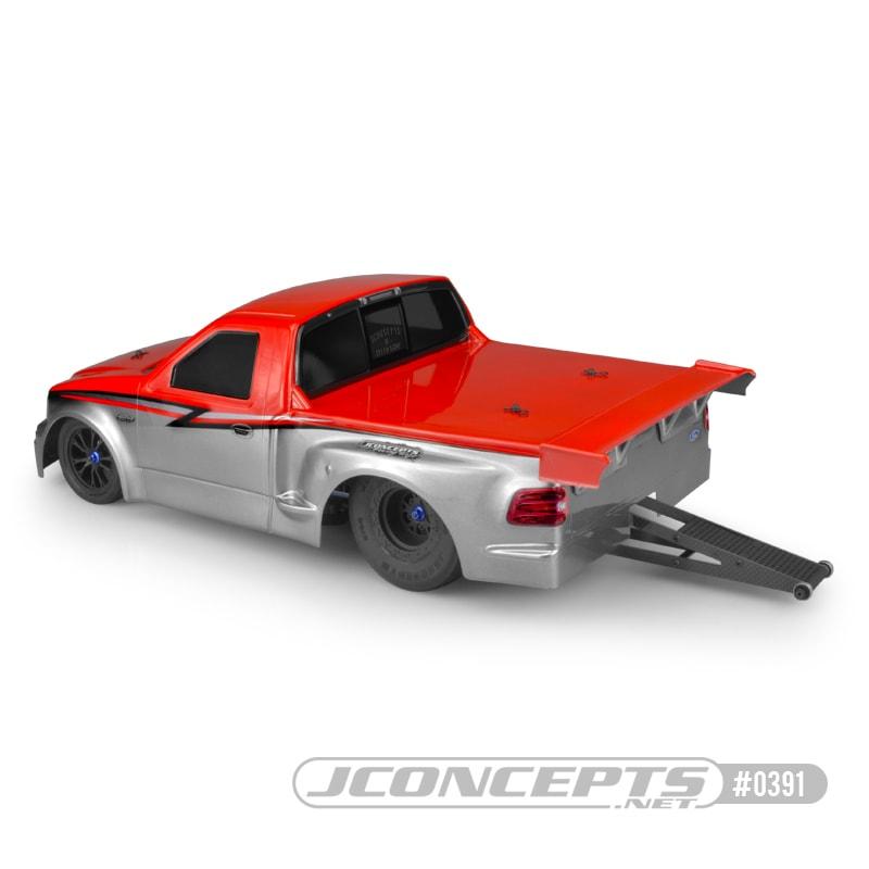 JConcepts 1999 Ford F-150 Lightning Body - Rear