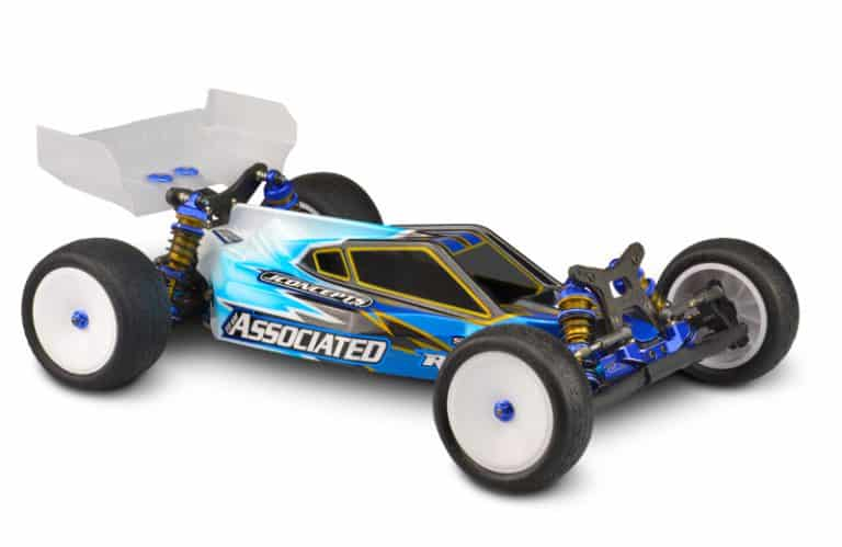 Take the Top Spot with JConcepts P2 Buggy Body