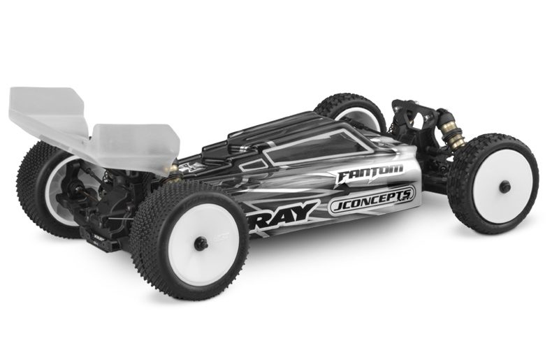 JConcepts F2 Body for XRAY XB4 Buggy - Rear