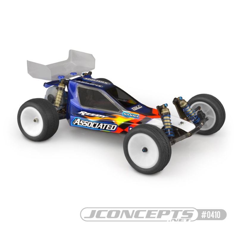 Travel Back to 1997 with this Throwback RC10B3 Body from JConcepts