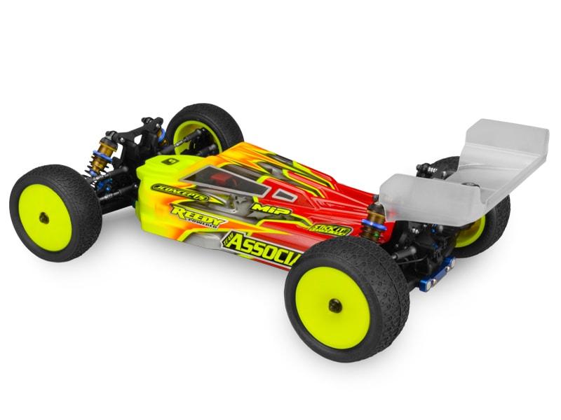 JConcepts S2 Team Associated RC10 B64 Body - Rear