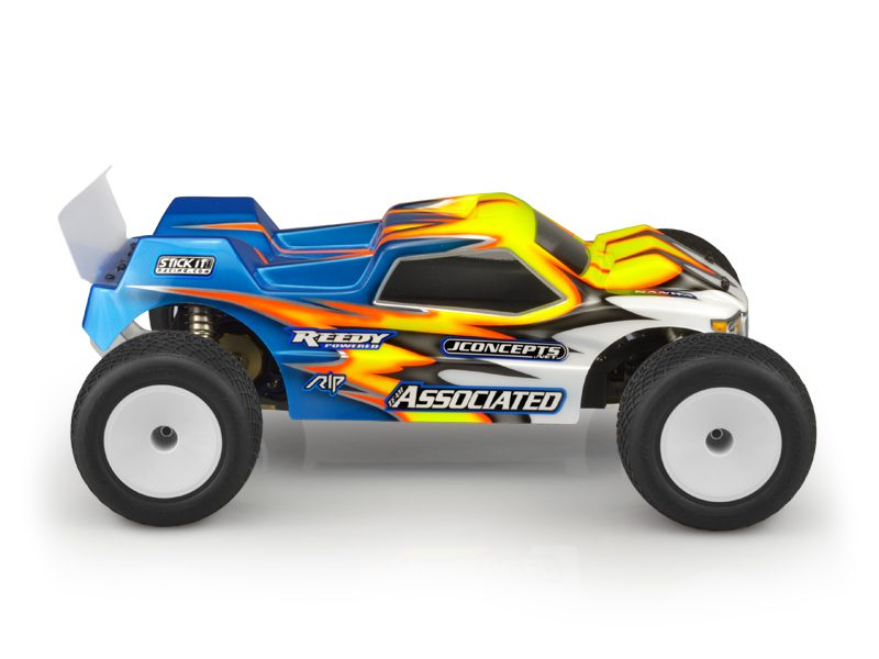 JConcepts T6.1 - YZ2-T Body - Side