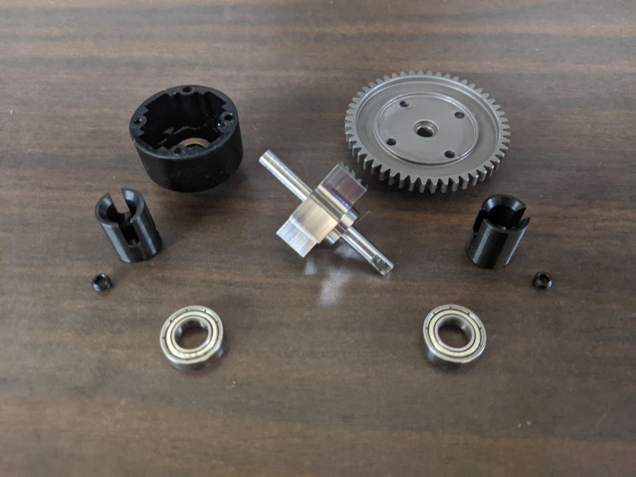JJ Customs, LLC Releases the JJ Locked Differential Spool for ARRMA 6S BLX Models