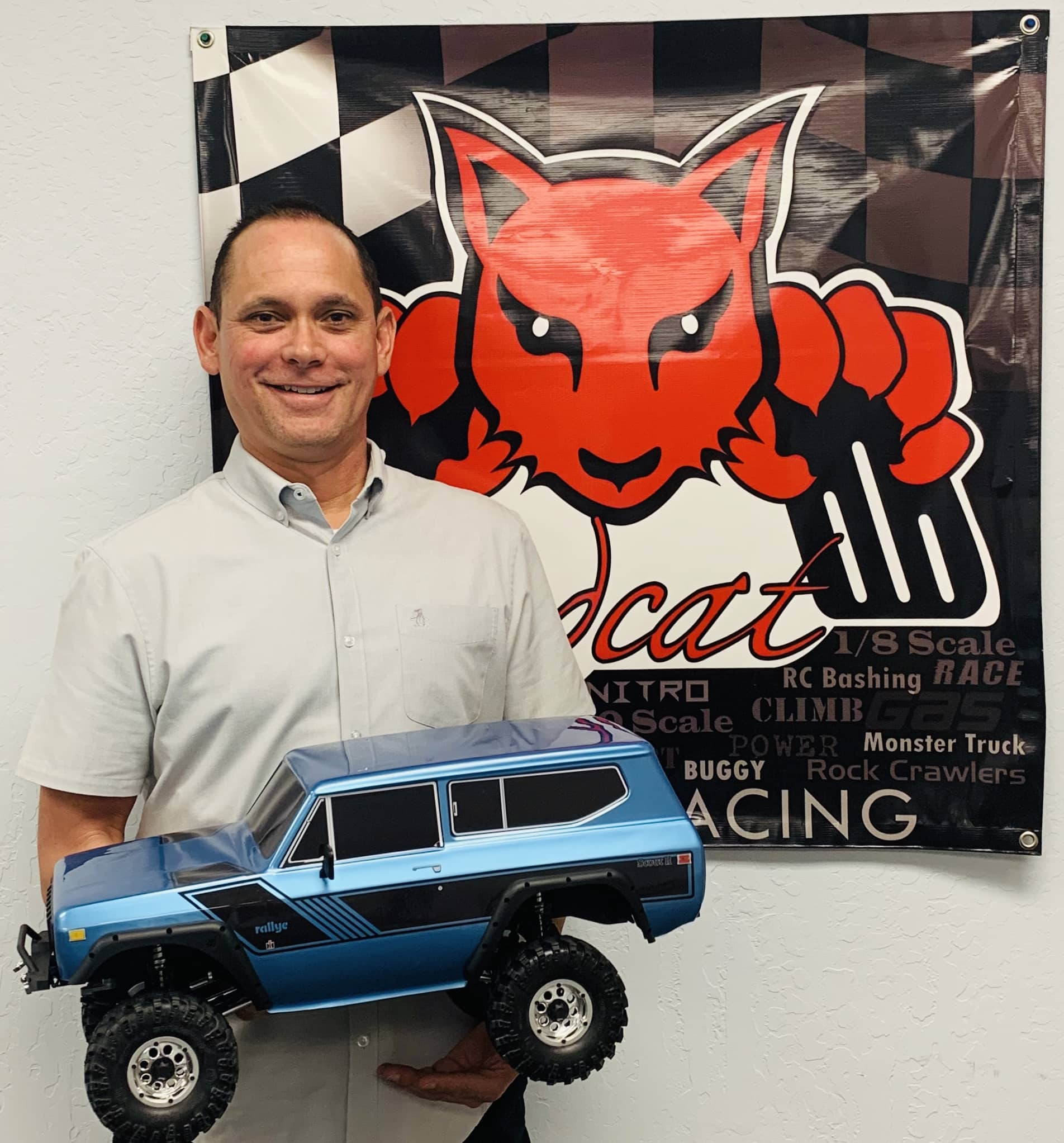 R/C News: Redcat Racing Hires Former Axial Vice President Jeff Johns