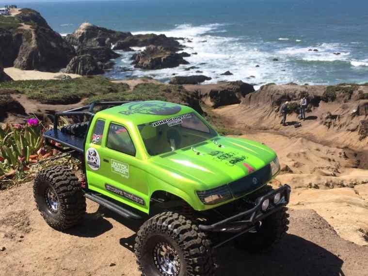 Jeff Ramos Axial SCX10 Trail Honcho