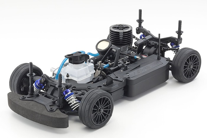 Kyosho Audi R8 LMS Readyset - Chassis