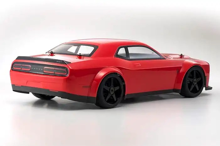 Kyosho Dodge Demon Inferno GT2 - Rear