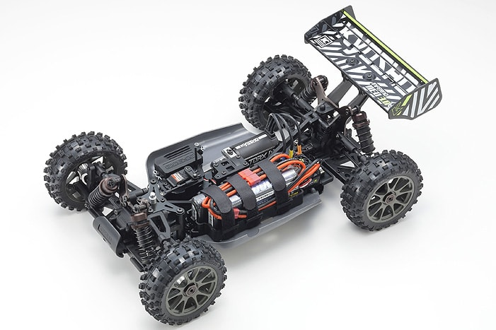 Kyosho Inferno NEO3 VE Buggy - Chassis