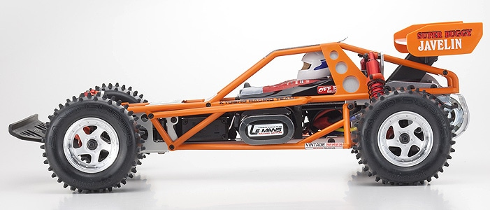 Kyosho Javelin Buggy 2017 Re-release - Side