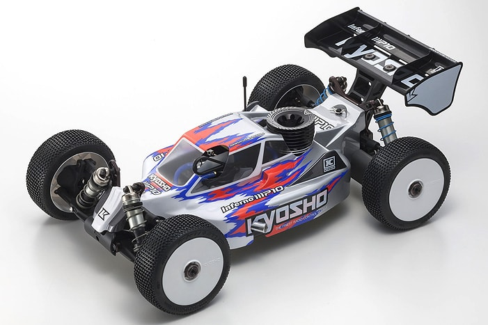 Kyosho Inferno MP10 1/8-scale R/C Buggy Kit