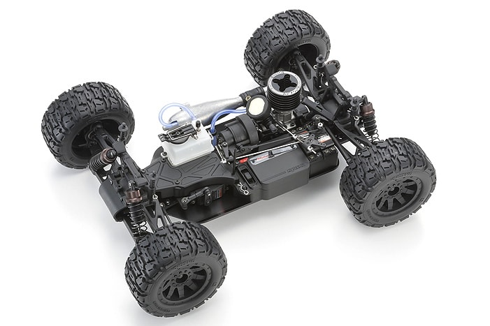 Kyosho Nitro Tracker - Chassis