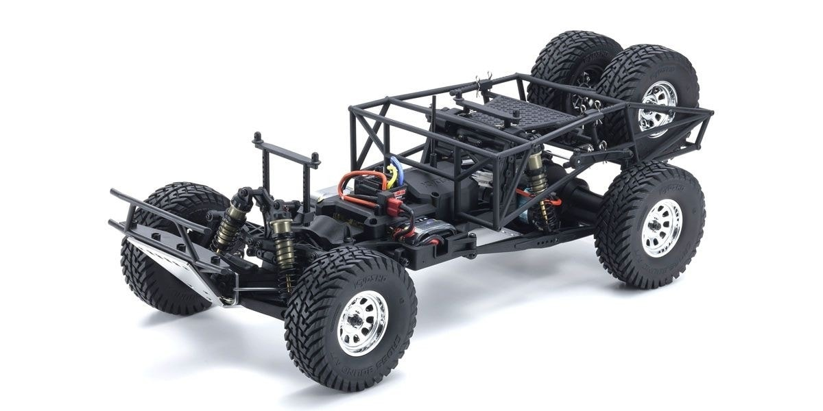 Kyosho Outlaw Rampage Pro - Chassis