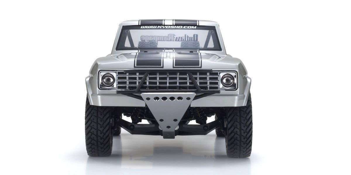 Kyosho Outlaw Rampage Pro - Front