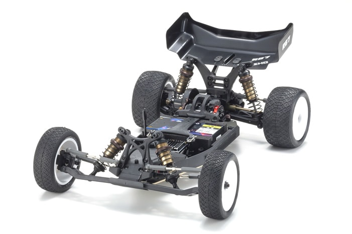Kyosho Ultima RB7SS Stock Spec Buggy Kit - Chassis