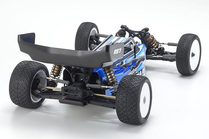 Kyosho Ultima RB7SS Stock Spec Buggy Kit - Rear