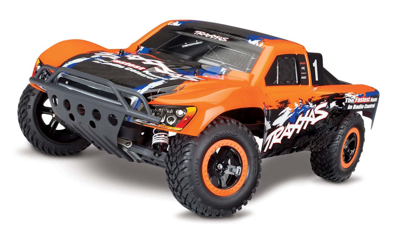 "Traxxas Launches Three ""Limited Edition Orange"" Slash Models"