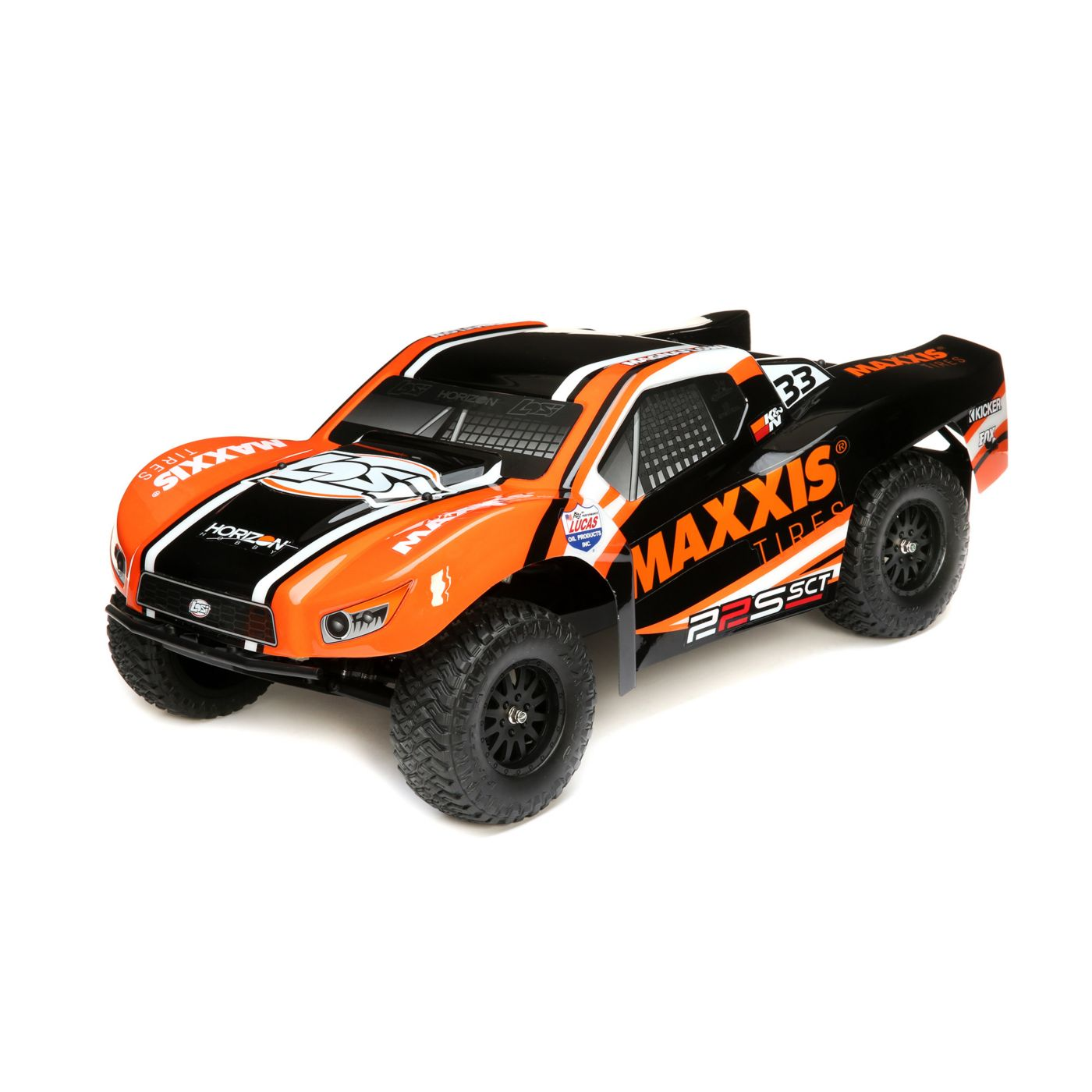Losi 22S R/C Short Course Truck