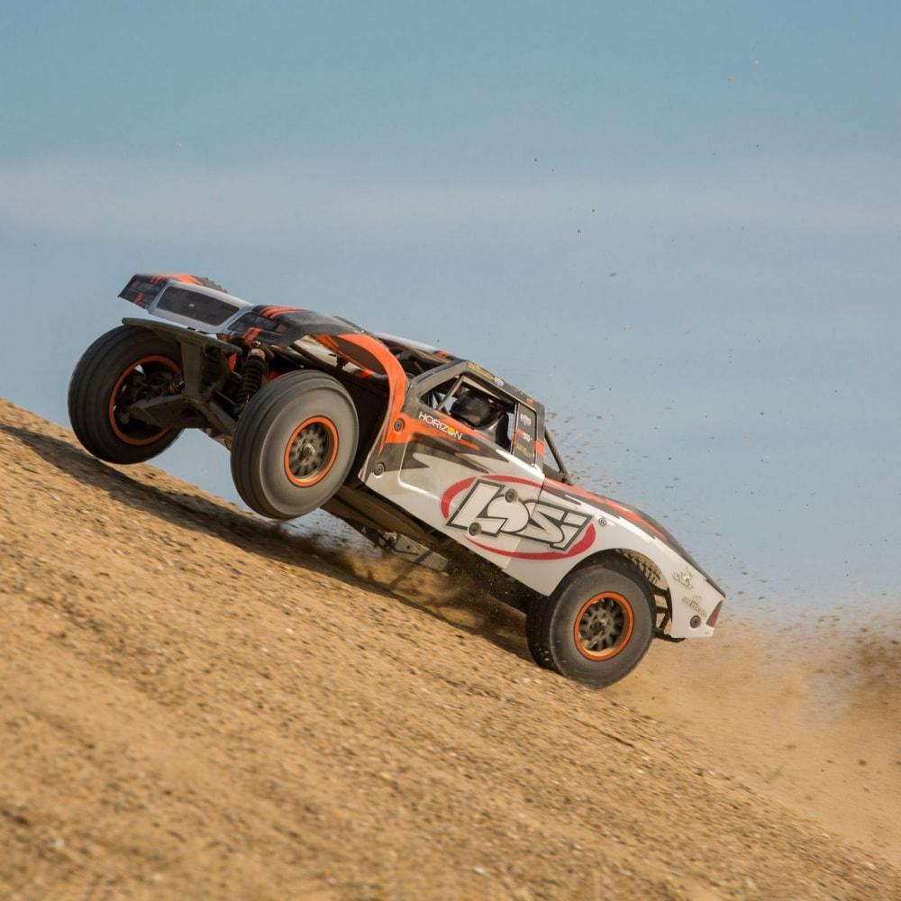 See it in Action: Losi's Baja Rey BND Desert Truck