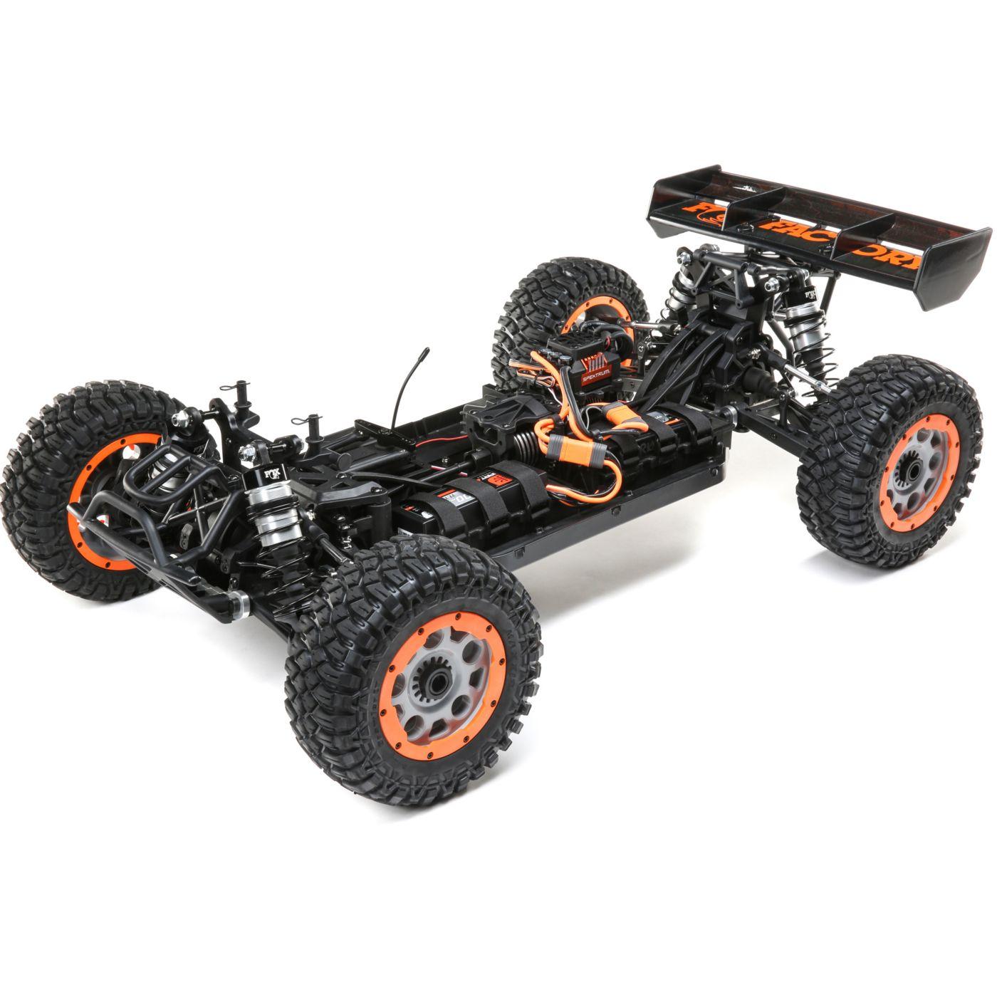 Losi DBXL-E 2 Fox - Chassis