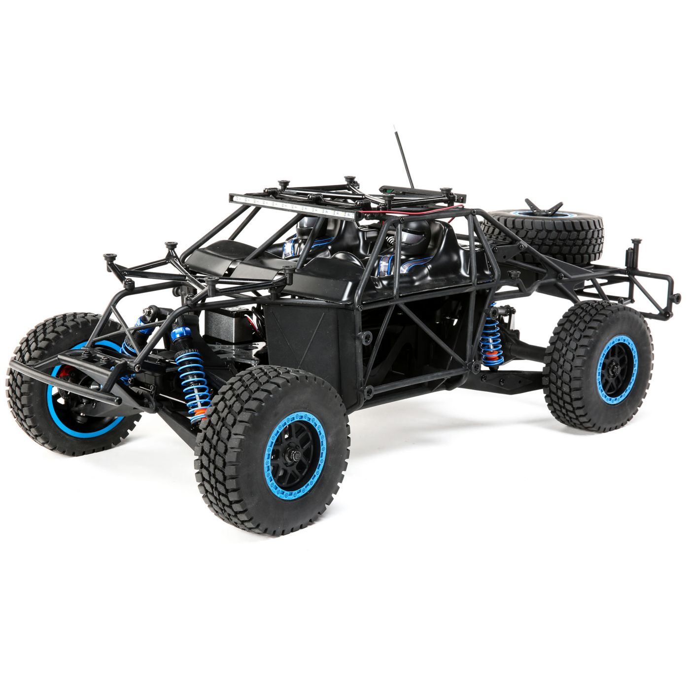 Losi Ford Raptor Baja Rey - Chassis