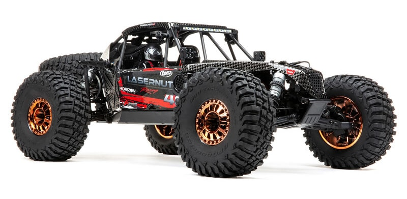 See it in Action: Losi's Lazernut U4 4WD Brushless Rock Racer