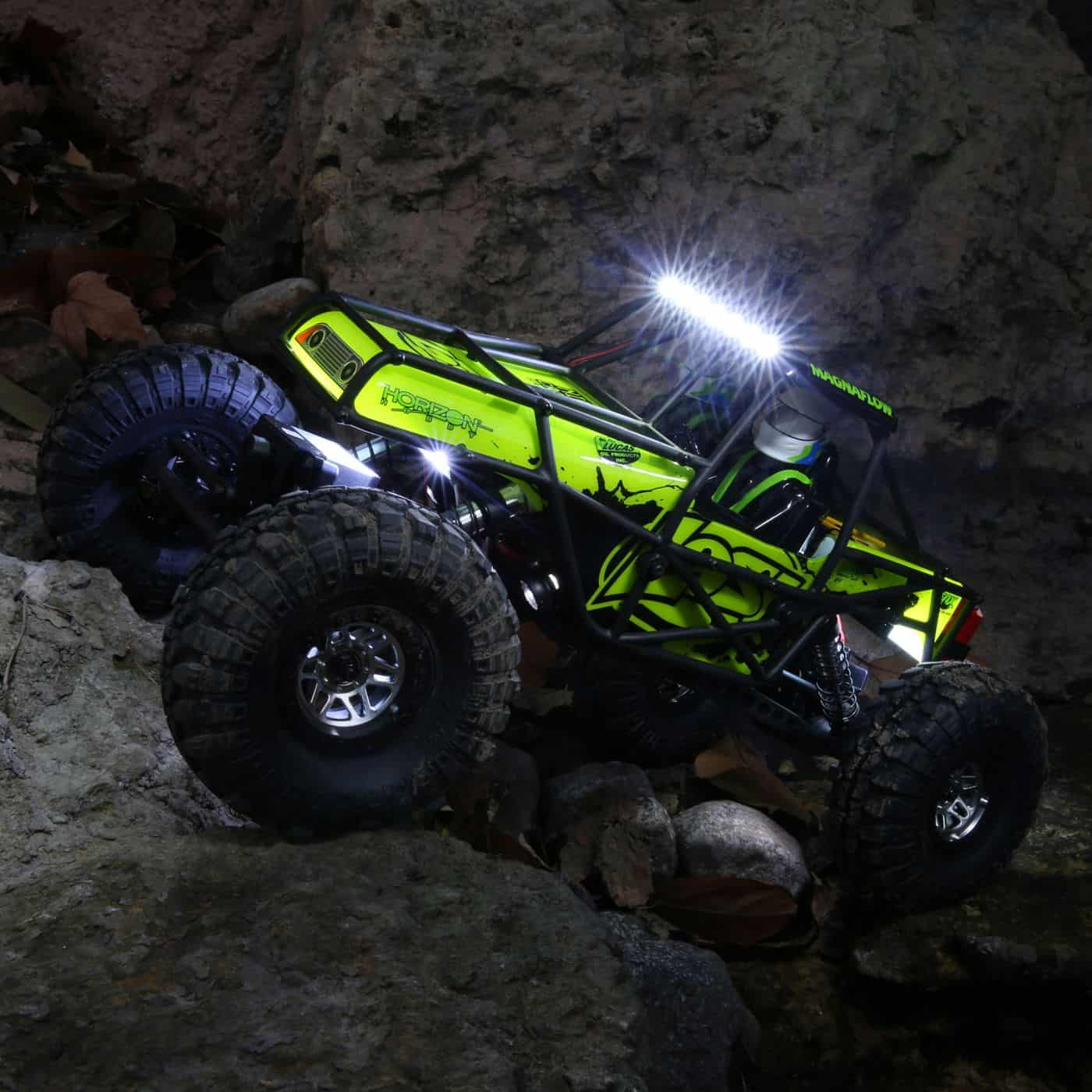 A Rock-crawling Classic is Reborn: Losi's Night Crawler SE