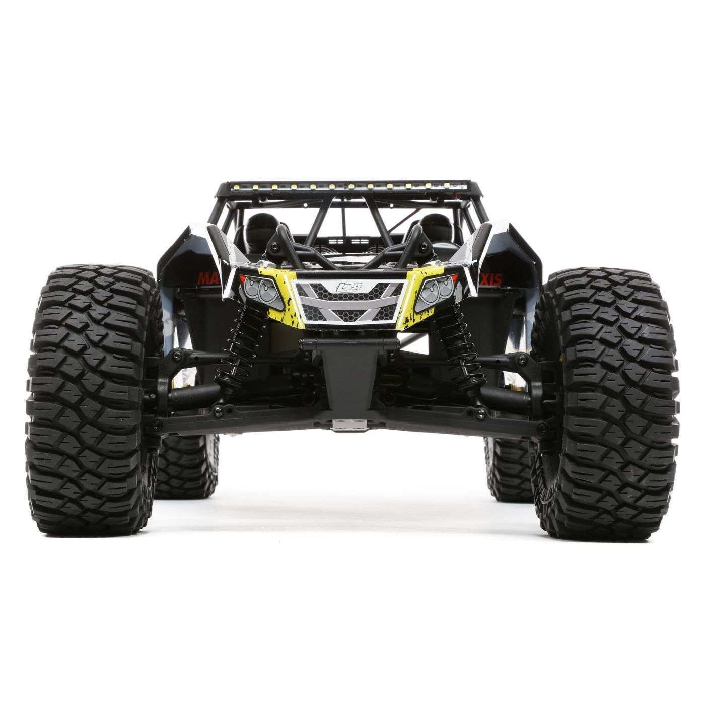 Losi Rock Rey Front