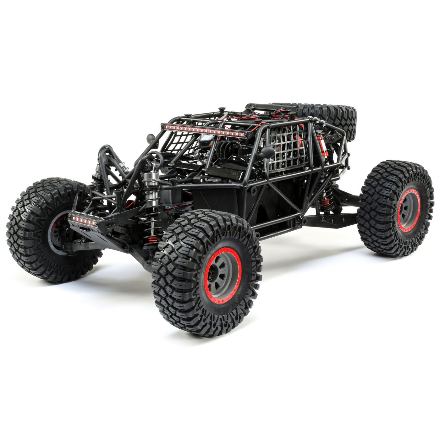 Losi Super Rock Rey - Chassis