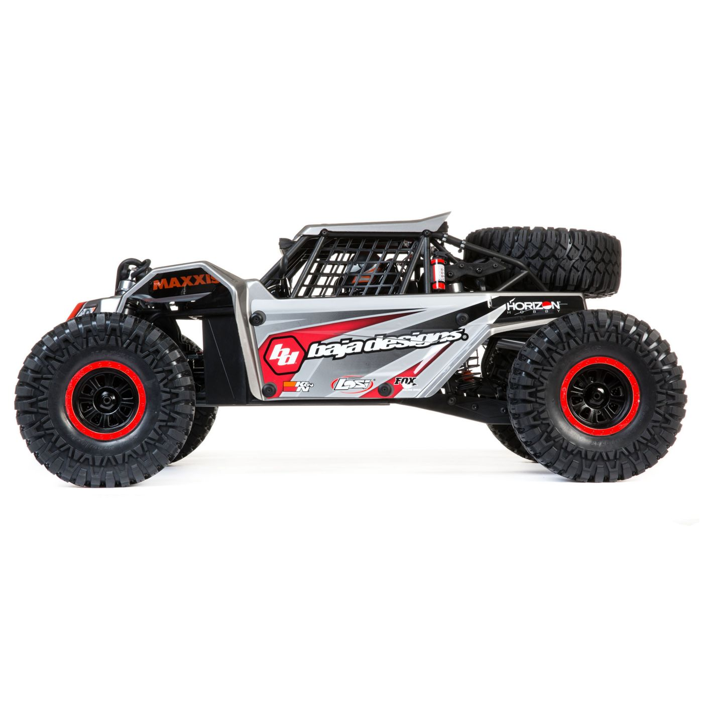Losi Super Rock Rey - Side