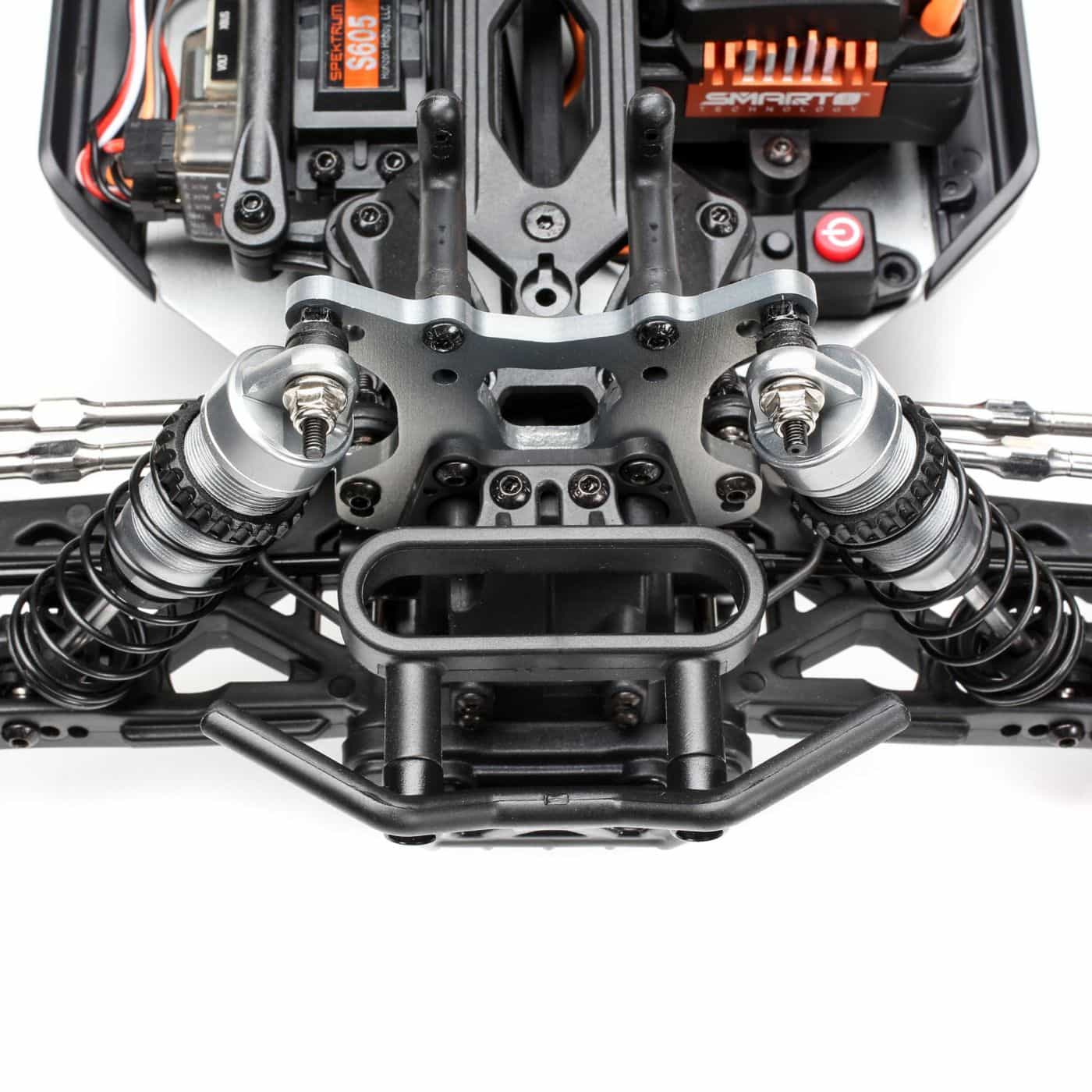 Losi Tenacity DB Pro - Suspension Detail