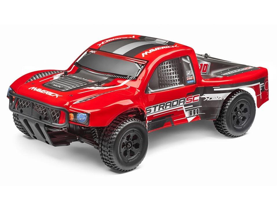 Maverick Strada Red SC Short Course Truck