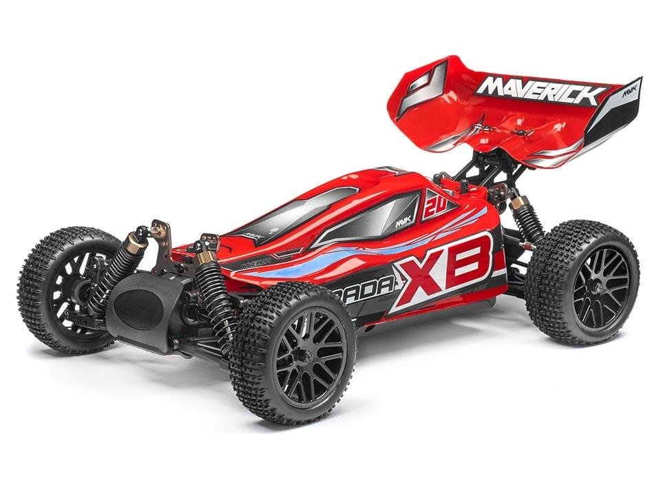 Maverick Strada Red XB Buggy