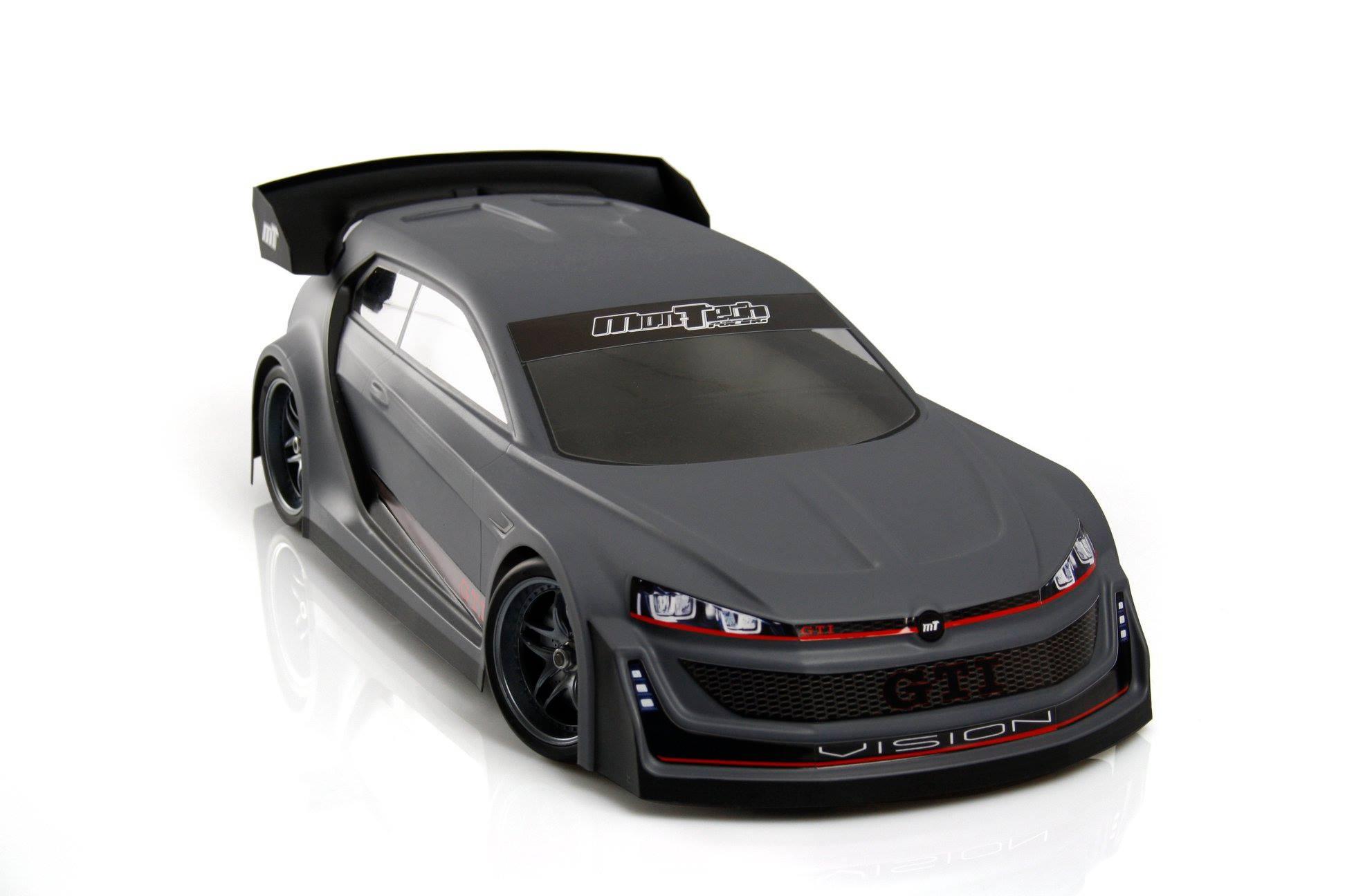 Mon-tech Racing GTI Vision FWD R/C Car Body