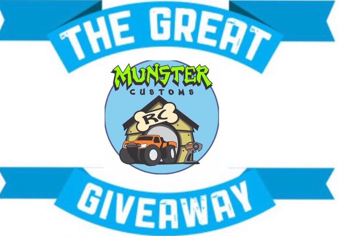 Enter to Win an Exclusive RC Gift Certificate from Munster RC