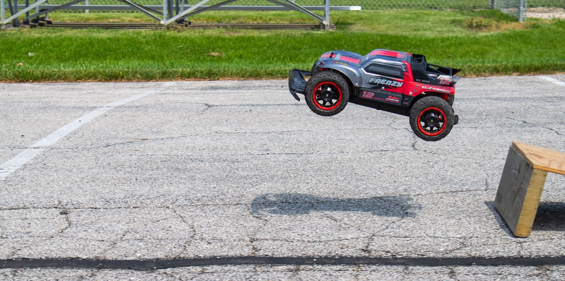Letting Loose with the New Bright RC Frenzy X-10 [Video]