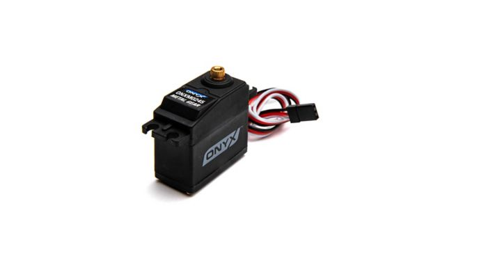 Five New, Low-cost Servo Options from Onyx