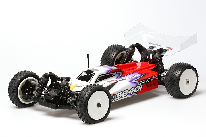PR Racing Announces the SB401-R 4WD Buggy Kit