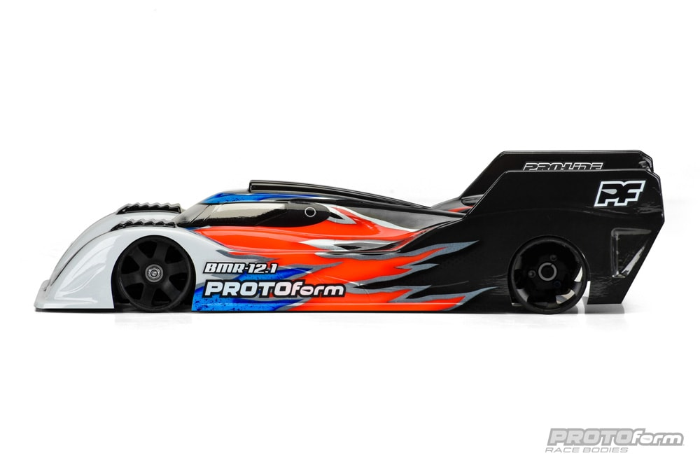 PROTOform BMR 12DOT1 Race Car Body - Side