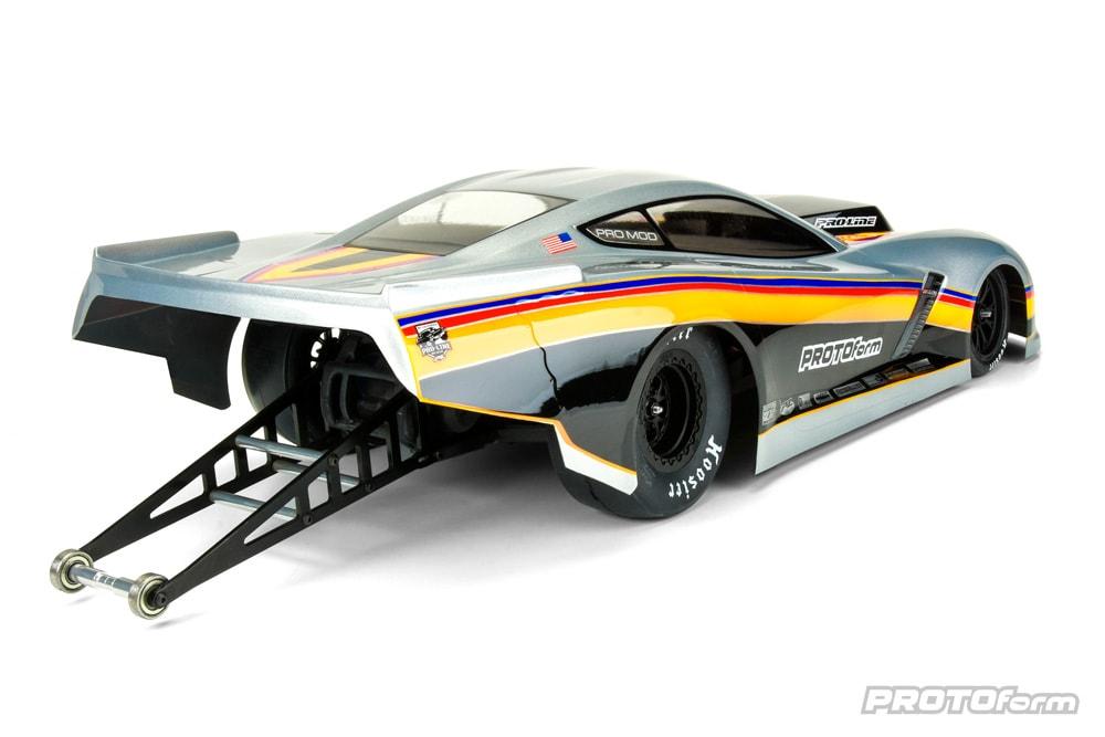 Go Pro-Mod Racing with PROTOform's Chevy Corvette C7 Body | RC Newb