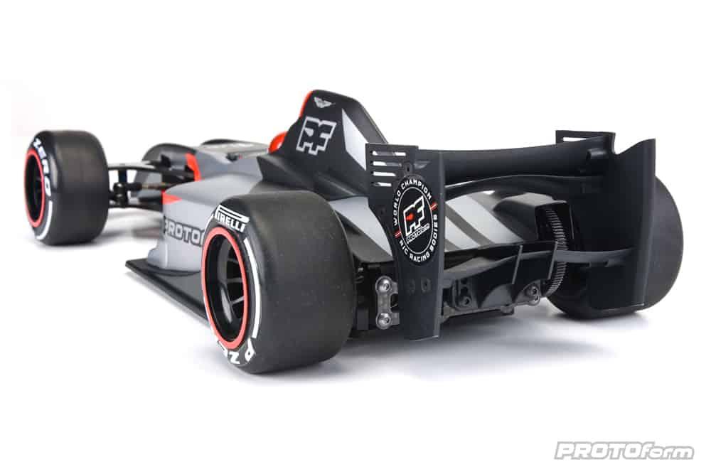 PROTOform F26 Formula One Body - Rear