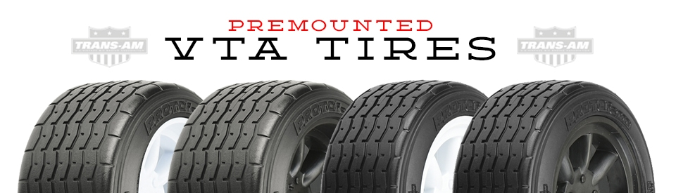 Pre-mounted VTA Tires Now Available from PROTOform