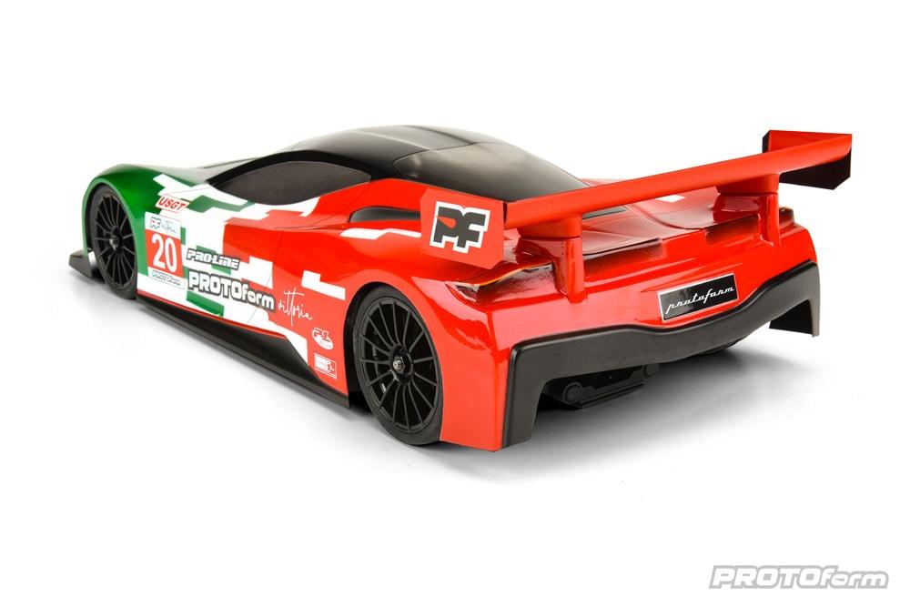 PROTOform Vittoria GT Body - Rear