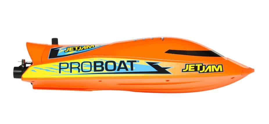 Pro Boat Jet Jam - Side