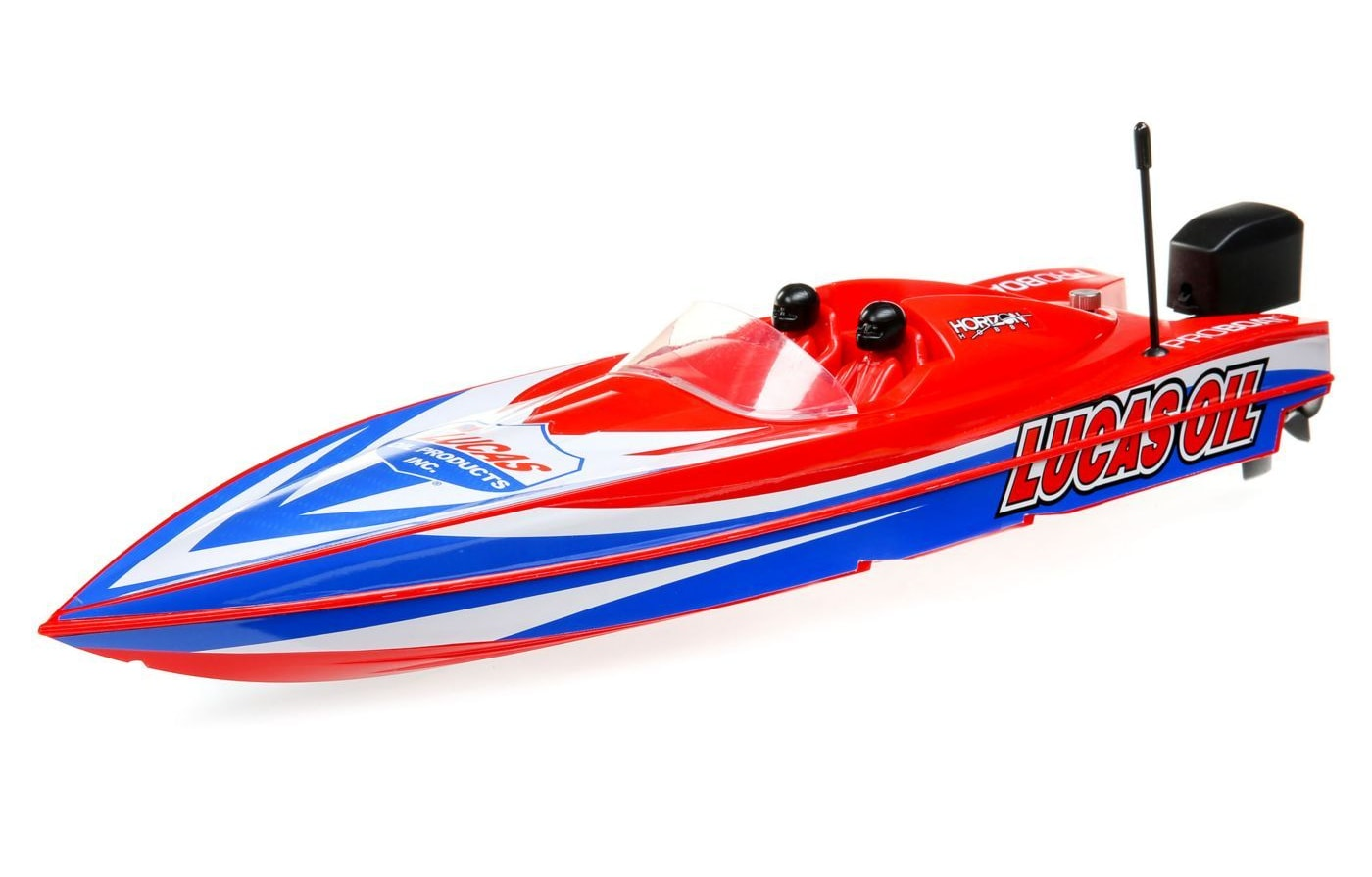 "Wave Machine: Pro Boat 17"" RTR Power Boat Racer"