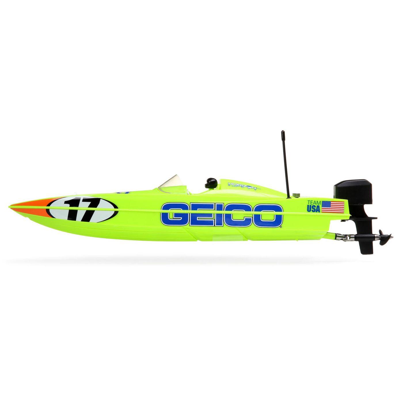 Pro Boat Power Boat Racer - Side