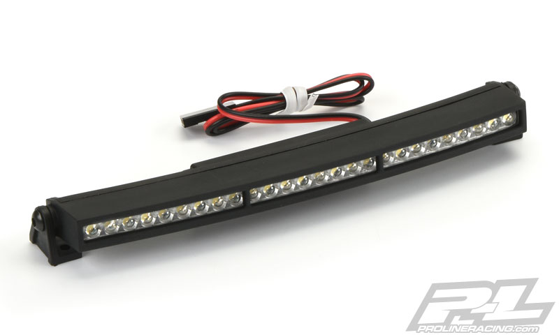 Light up the Trail with Pro-Line's 5″ Curved LED Light Bar
