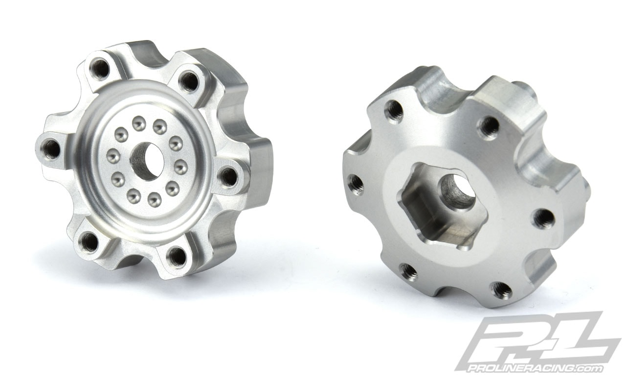 Pro-Line 6×30 to 12mm Aluminum Wheel Adapters