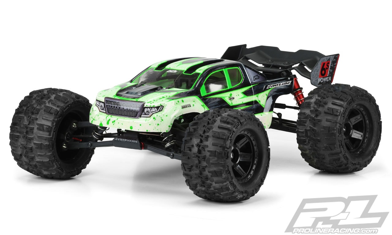 Pro-Line Brute Clear Body for the ARRMA Kraton 6S BLX