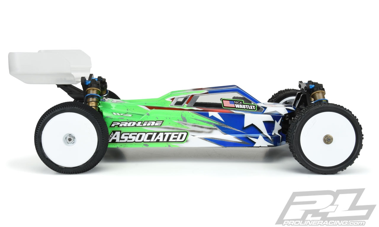 Pro-Line Axis Light Weight AEB74 Body - Side