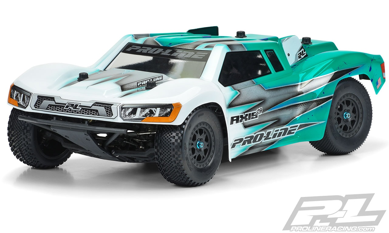 Pro-Line Axis SC Body for 1/10-scale Short Course Trucks